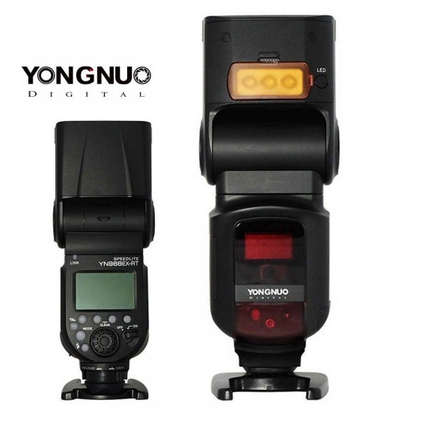 Вспышка Yongnuo Speedlite YN 968EX RT LED для Canon